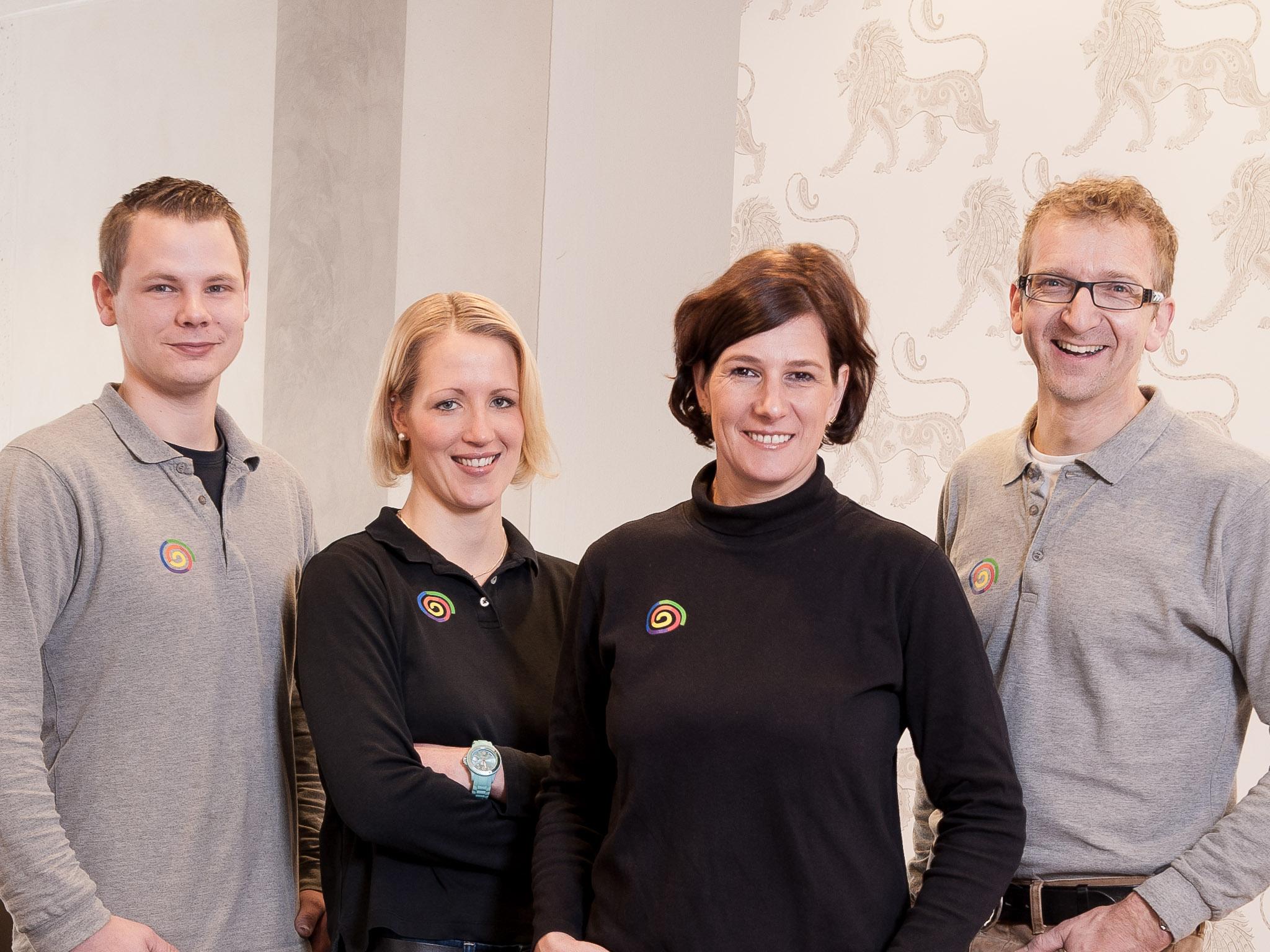 Teamfoto Mennemann Exklusives Wohnen